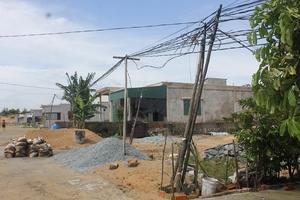 Hà Tĩnh: Thiếu hạ tầng dân sinh, người dân bức xúc
