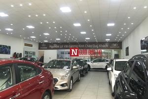 """Ma trận đại lý ô tô """"đội lốt"""" chính hãng ở Hyundai Thành Công"""