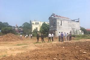 Dự án NewTown Hùng Sơn Thái Nguyên: Mở bán khi chưa hoàn thiện pháp lý
