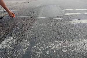 Hà Tĩnh: Đường tránh quốc lộ xuống cấp, nguy cơ mất an toàn giao thông