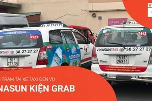 Những điểm chính trong 3 ngày phiên tòa xử taxi Vinasun kiện Grab đòi bồi thường 42 tỷ đồng