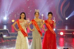 Chung kết hoa khôi sinh viên Việt Nam 2018