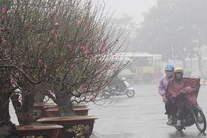 Thời tiết 18/1: Hà Nội có sương mù, trời tiếp tục rét đậm kèm mưa nhỏ vài nơi