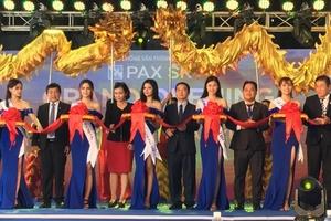 Khai trương Khu phức hợp Thương mại – Văn phòng Pax Sky 26 Ung Văn Khiêm