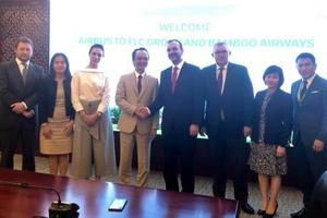 FLC đạt thỏa thuận mua mới 50 chiếc A321NEO cho Bamboo Airways