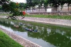 Sẽ có tuyến buýt đường thủy trên sông Tô Lịch?