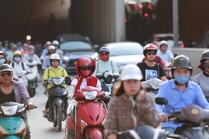 Thời tiết ngày 4/9: Hà Nội ngày nắng, Nam bộ rải rác có dông