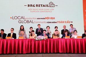 Tập đoàn BRG công bố chiến lược mua tập trung và chính sách hợp tácvới các nhà cung cấp
