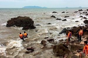 3 du khách gặp nạn khi tắm biển tại Thanh Hóa