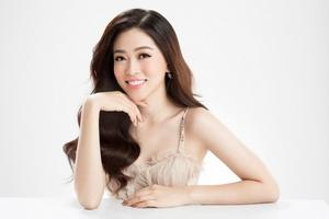 Diễn viên Bình An công khai chuyện hẹn hò với Hoa hậu Phương Nga