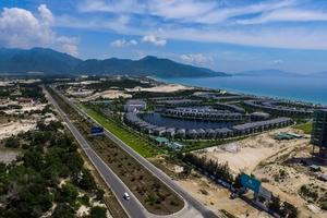 """Đại công trường Bãi Dài – Cam Ranh: Hàng loạt dự án nghìn tỷ xí đất vàng, thi công """"rùa bò"""""""