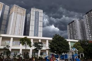 Thời tiết ngày 25/8: Hà Nội có mưa dông, đề phòng lốc, gió giật mạnh