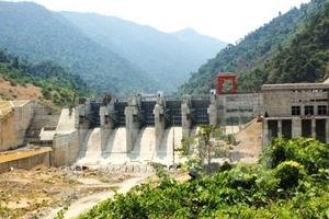 Khẩn cấp ứng phó với nguy cơ vỡ đập hồ thủy điện Đăk Kar