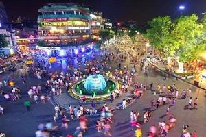 Không tổ chức không gian đi bộ khu phố cổ Hà Nội dịp Tết Nguyên đán Kỷ Hợi