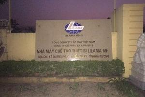Hải Dương: Nổ lớn tại nhà máy Lilama 69-3, 1 người chết tại chỗ, 4 người bị thương