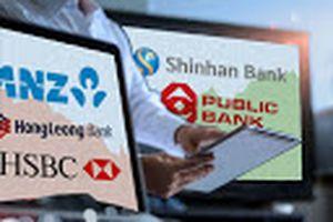 Bức tranh kinh doanh các ngân hàng ngoại tại Việt Nam: Hai nửa sáng tối