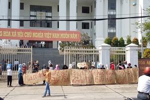 Vụ 1.000 người dân mua đất không có sổ đỏ: Công ty Bách Đạt An 'đem con bỏ chợ'
