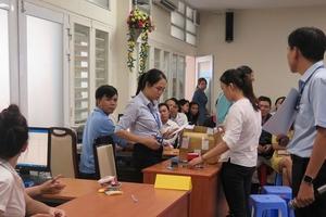 Gói thầu Mua sắm vật tư của Bệnh viện Nhân dân Gia Định: 150 nhà thầu tham dự thầu