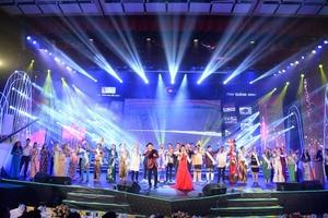Thí sinh Malaysia giành giải Nhất cuộc thi 'Tiếng hát ASEAN+3' năm 2019