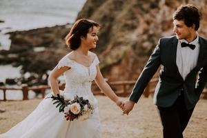 Quy Nhơn - thiên đường của những bộ ảnh cưới