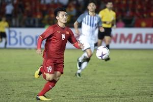 Quang Hải áp đảo đề cử 'Cầu thủ xuất sắc nhất' bán kết AFF Cup!