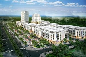 Phố đêm Hoa Châu tiếp tục là tâm điểm của thị trường bất động sản