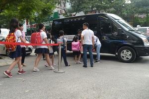 TP HCM rà soát hoạt động đưa đón học sinh trên toàn thành phố