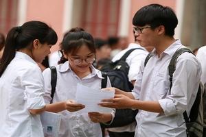 Tra cứu điểm thi THPT quốc gia 2018 của cụm thi Hà Tĩnh