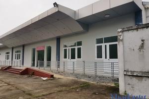 Hà Tĩnh: Dự án bệnh viện 'treo' 10 năm trên đất hai lúa