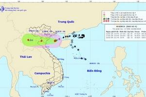 Tin bão khẩn cấp: Đêm nay cơn bão số 4 tấn công đất liền, ảnh hưởng trực tiếp tại nhiều nơi