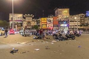 Không có chuyện nữ giám đốc PVCombank gây tai nạn khiến nhiều người thương vong