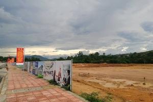 Dự án KĐT Nam Phố Châu, Hà Tĩnh: Chưa hoàn thiện pháp lý đã nhộn nhịp mua bán?