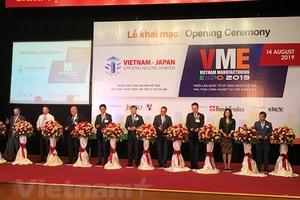 VME 2019 mở ra cơ hội thúc đẩy phát triển ngành công nghiệp hỗ trợ