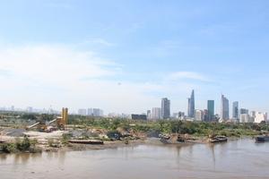 Bố trí khu tái định cư mới cho dân, TP.HCM giao Đại Quang Minh đầu tư hạ tầng 3 lô đất ở Thủ Thiêm