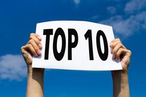 Top 10 cổ phiếu tăng/giảm mạnh nhất tuần: JVC, FIT, ASM, TSC bứt tốc