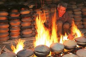 Cá kho làng Vũ Đại: Món ăn đậm vị Tết