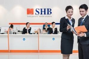 Năm 2018, SHB lãi vượt kế hoạch, tổng tài sản tăng 13,5%