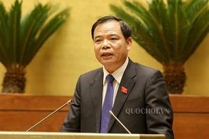 Bộ trưởng Nguyễn Xuân Cường: Chương trình Nông thôn mới sẽ hoàn thành sớm một năm