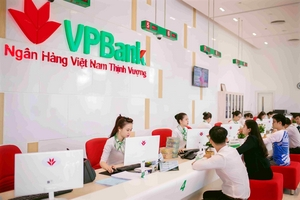 VPBank lãi trước thuế 7.199 tỉ đồng trong 9 tháng đầu năm, đạt 76% kế hoạch năm