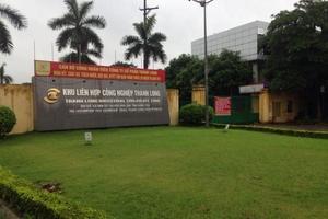 Hưng Yên: Thanh tra toàn diện Dự án Khu dịch vụ thương mại và nhà ở cho công nhân