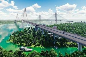 Mời thầu gói thầu xây lắp thứ 2, cầu Mỹ Thuận 2 sẽ sớm khởi công