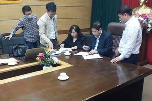 Tổng Công ty Duyên Hải: Đối thoại trực tiếp, giải đáp thắc mắc với cư dân Chung cư 16B Nguyễn Thái Học