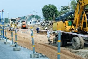 Đấu thầu qua mạng tại Cục Quản lý đường bộ II: Gần 90% số gói thầu chỉ có 1 nhà thầu tham dự