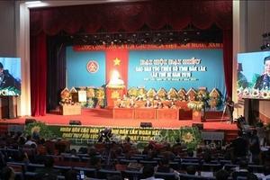 Đắk Lắk: Đại hội đại biểu các dân tộc thiểu số lần thứ III năm 2019