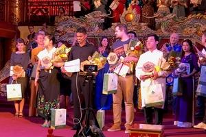 Nghệ nhân Trà Thế giới 2018 - Phong Vị Tương Lai: Nghệ nhân Việt đạt giải cao tại Cuộc thi