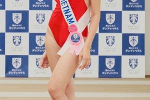 Thùy Tiên có cơ hội đăng quang Miss International -  Hoa hậu Quốc tế 2018?