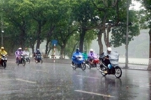Thời tiết 18/10: Hà Nội tiếp tục mưa lạnh, nhiệt độ thấp nhất 19 độ C