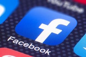 Cổ phiếu của mạng xã hội Facebook đã tăng mạnh kỷ lục