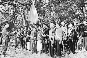 Kỷ niệm 74 năm Ngày Thành lập Quân đội nhân dân Việt Nam và Ngày Quốc phòng toàn dân (22/12/1944-22/12/2018): Quân đội ta luôn là chỗ dựa tin cậy và vững chắc của Đảng và Nhân dân