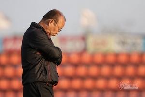 """U23 Việt Nam thua trận """"tổng duyệt"""": Thầy Park nên... vui!"""